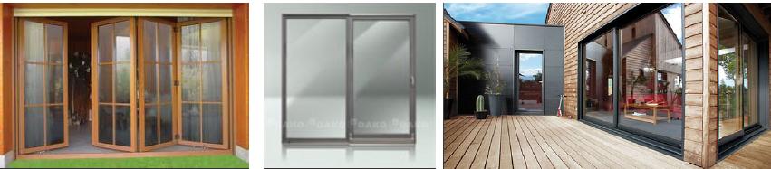 porte fenetre accordeon baie vitree baie vitre porte. Black Bedroom Furniture Sets. Home Design Ideas